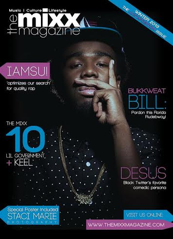 The Mixx Magazine
