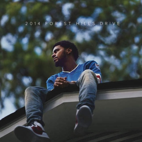 J Cole 2014Forest Hills Drive